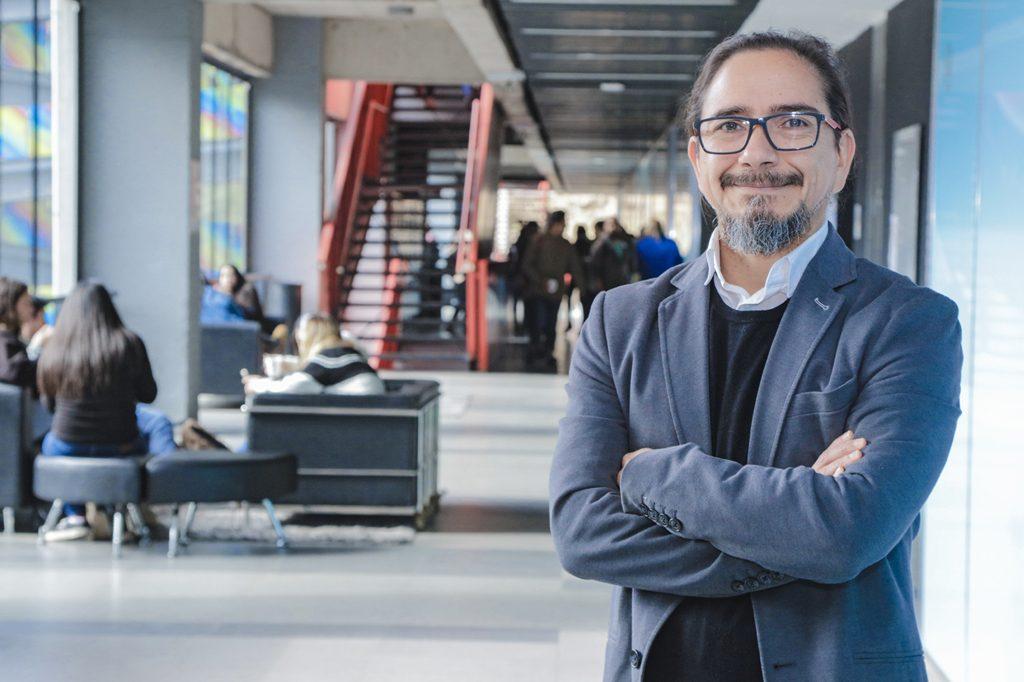 RODRIGO CORTÉS, Director de Trabajo Social en Viña del Mar