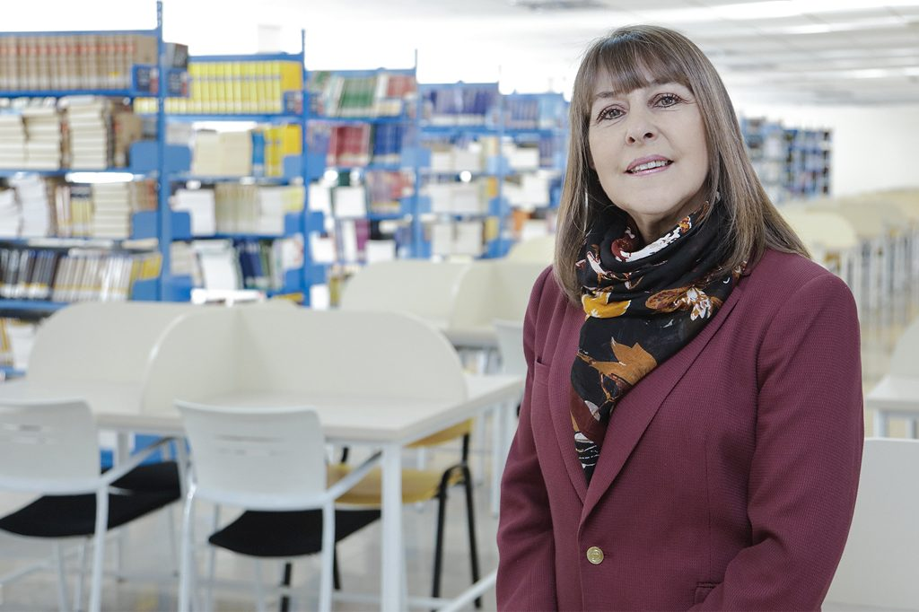 PATRICIA GARRETÓN, Directora de Psicopedagogía en Concepción