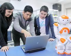 Ingeniería en Automatización y Robótica