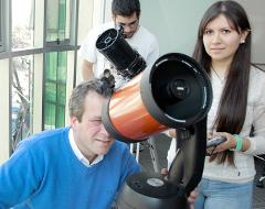 Licenciatura en Astronomia - Unab