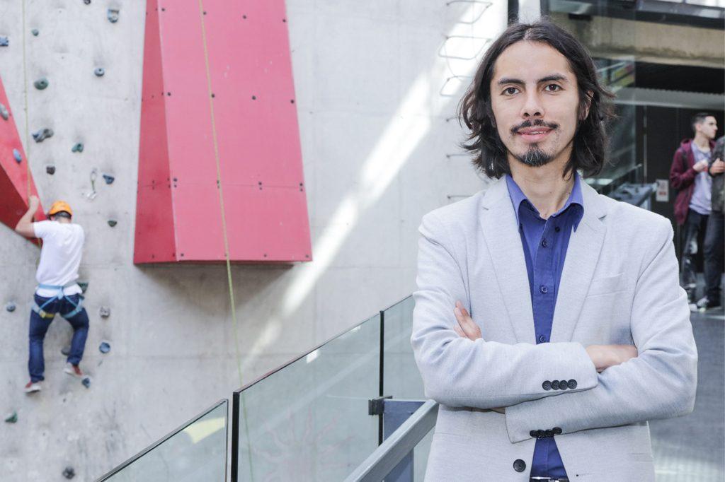PABLO PEÑA, Director de Administración en Ecoturismo (Viña del Mar).