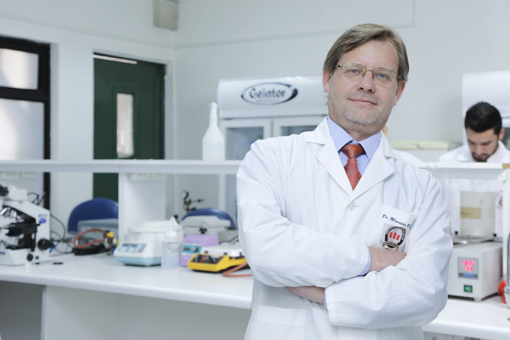 MAURICIO BITTNER, Director de Bioquímica (Santiago).