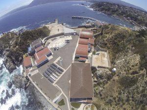 Centro de Investigación Marina de Quintay